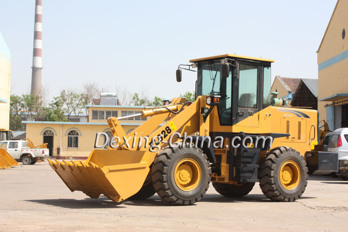 ZL28 wheel loader