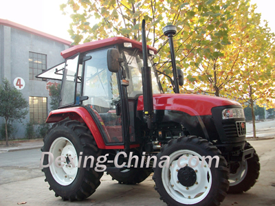 70Hp,4WD tractor with cab